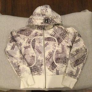Lululemon special edition scuba hoodie size 6
